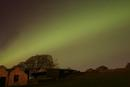 D151.2 Aurora Borealis (Northern Lights) Marwood Barnard Castle, County Durham.